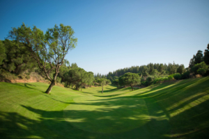 Chaparral Golf Club, Mijas, Costa del Sol, hoyo 11