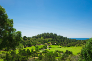 Chaparral Golf Club, Mijas, Costa del Sol, hoyo 12