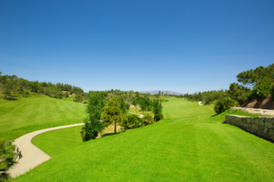 Chaparral Golf Club, Mijas, Costa del Sol, hoyo 13