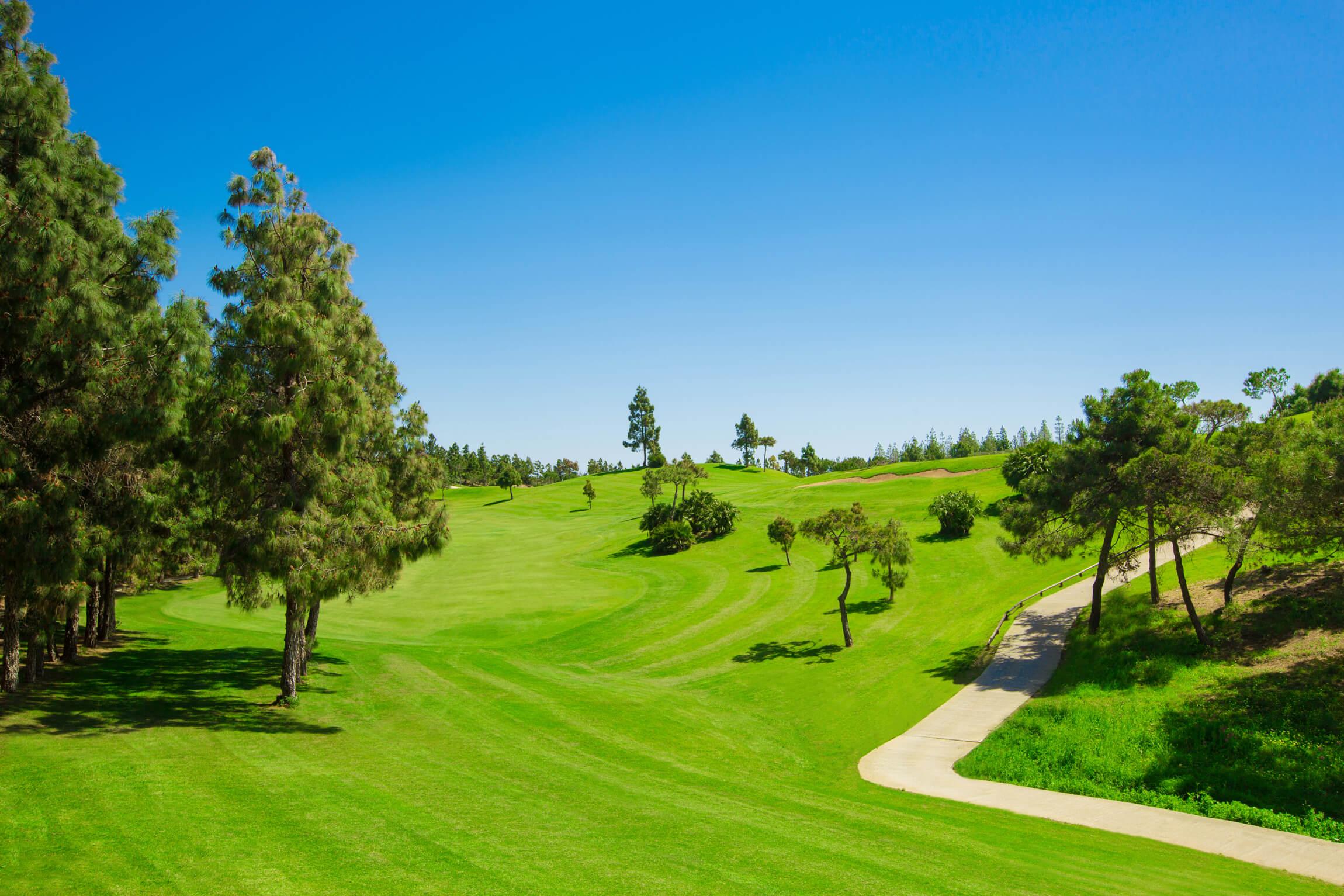 Chaparral Golf Club, Mijas, Costa del Sol, hoyo 15