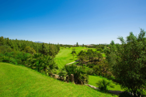 Chaparral Golf Club, Mijas, Costa del Sol, hoyo 15