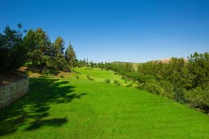 Chaparral Golf Club, Mijas, Costa del Sol, hoyo 16
