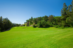 Chaparral Golf Club, Mijas, Costa del Sol, hoyo 17