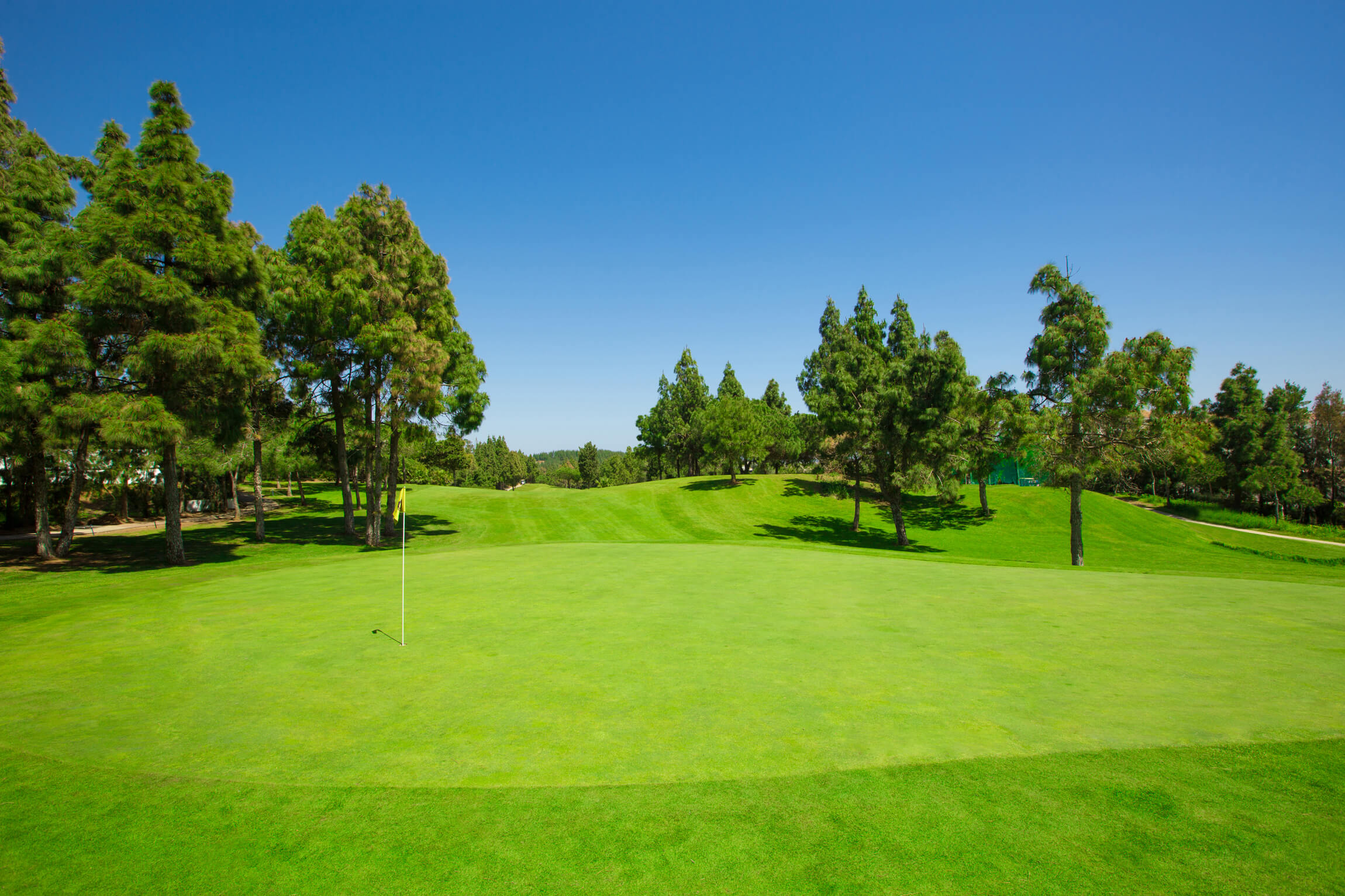 Chaparral Golf Club, Mijas, Costa del Sol, hoyo 5