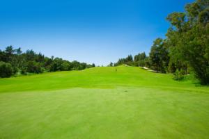 Chaparral Golf Club, Mijas, Costa del Sol, hoyo 6