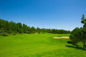 Chaparral Golf Club, Mijas, Costa del Sol, hoyo 9