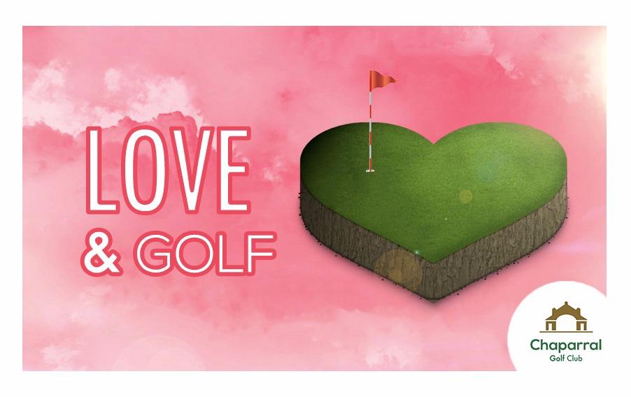 St. Valentine\'s Day 2018, Chaparral Golf Club, Costa del Sol
