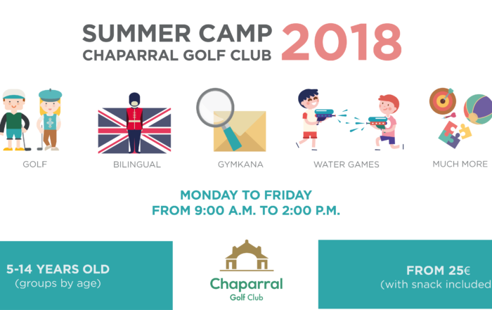 summer camp chaparral golf