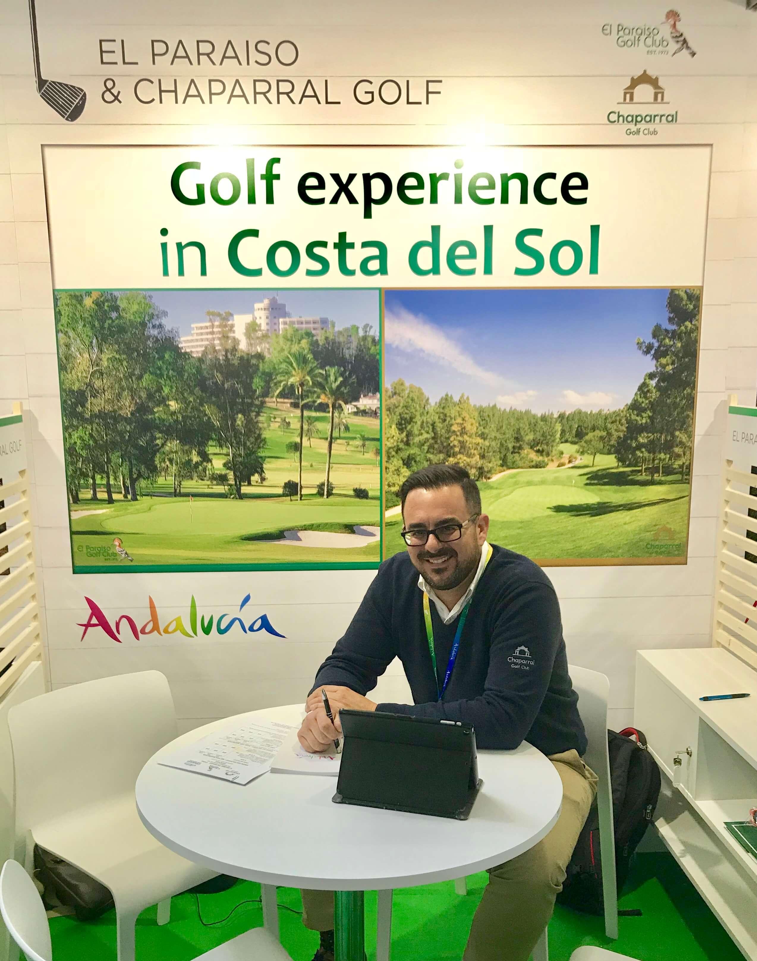 chaparral golf club, Costa del Sol IGTM Slovenia 2018