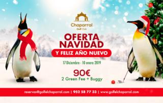 Christmas-offer-chaparral-golf-club-mijas-costa-del-sol-español