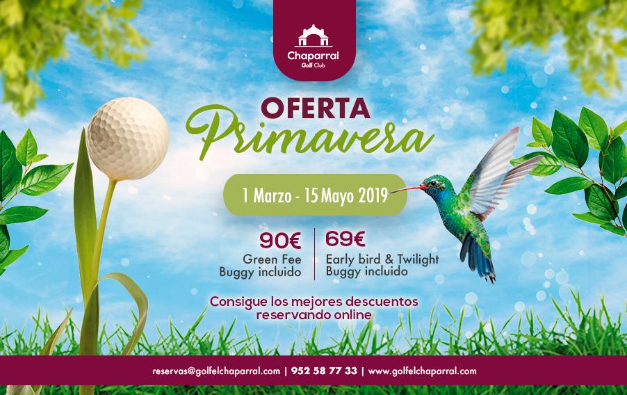 Spring-offer-2019-chaparral-golf-club-mijas-costa-del-sol