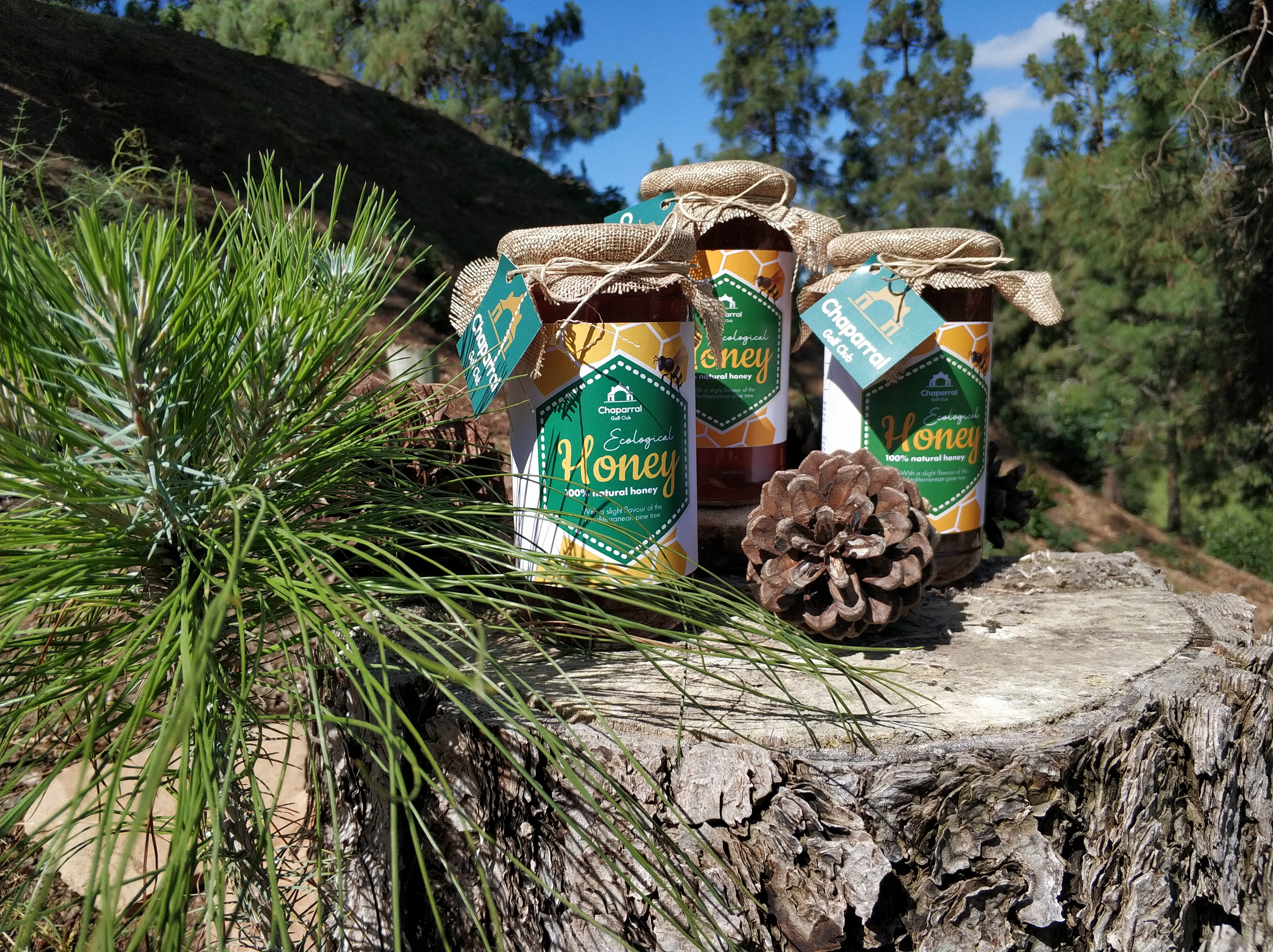 Ecological Honey by Chaparral Golf Club, Costa del Sol