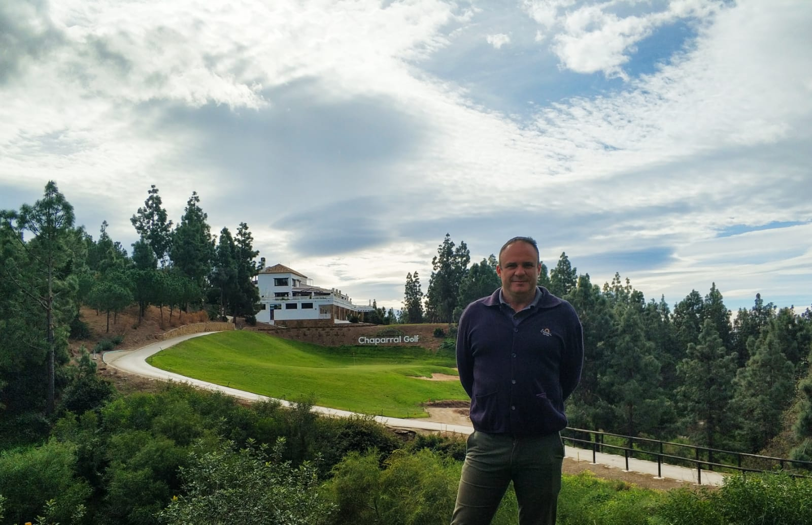 Interview with Jaime Mamolar, Head Greenkeeper at Chaparral Golf Club