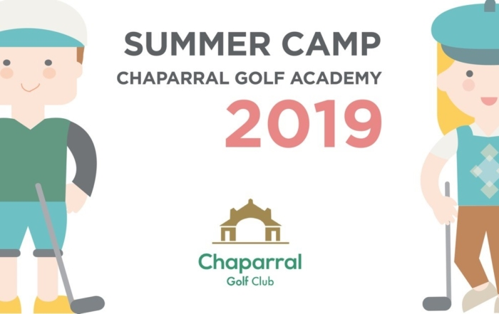 summer camp 2019 chaparral golf club, mijas, costa del sol