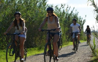 Bike Tours, Chaparral Golf Club, Mijas, Costa del sol