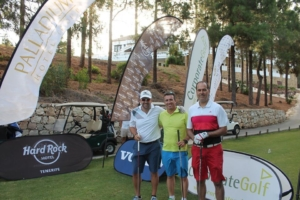 Circuito Corporate Golf 2019, Chaparral Golf Club, Mijas, Costa del Sol